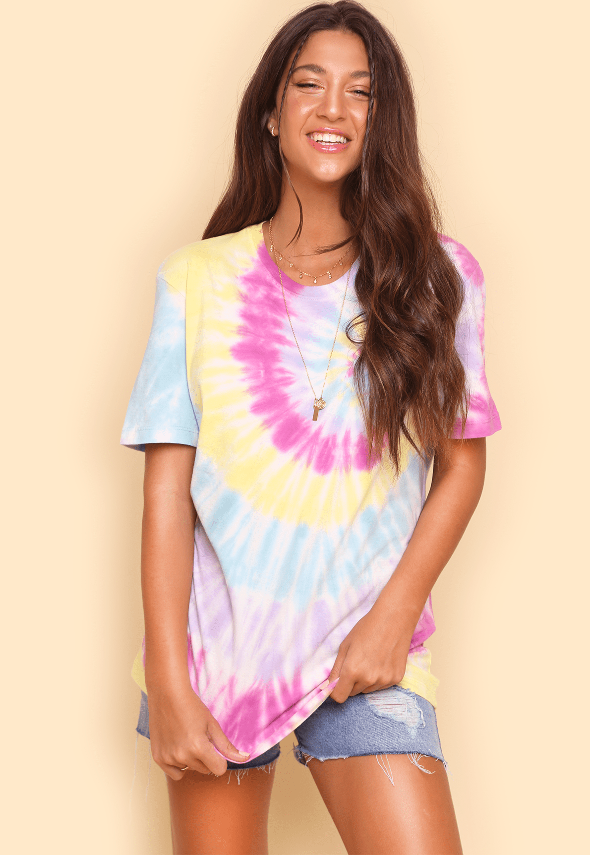 32339-T-shirt-Peace-And-Love--mundo-lolita-03