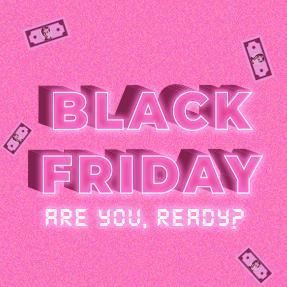 banner black friday