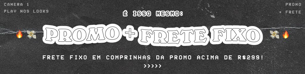 banner - promo frete fixo + banner